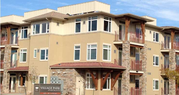 Village Park Apartments in Grand Junction